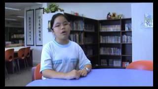 香港兒童金口奬比賽 - 廖靖敏 - 我的快樂家庭 - HKC
