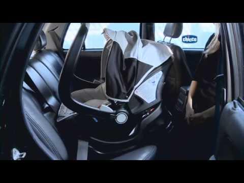 Автокресло Chicco Auto-Fix Fast (79213)