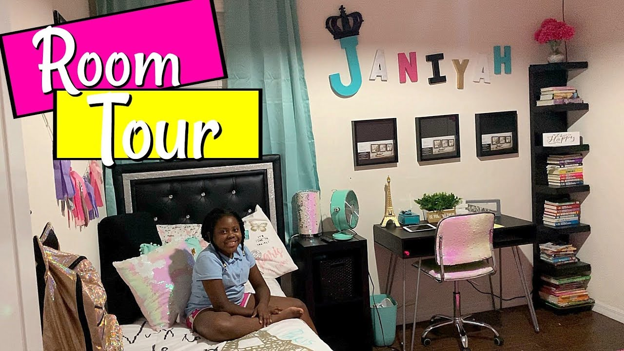Bedroom Makeover Room Tour 2018 Youtube
