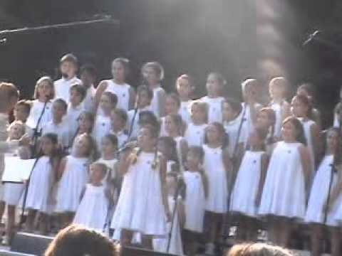 Piccolo Coro @ Festival Francescano 2011 Angelalla