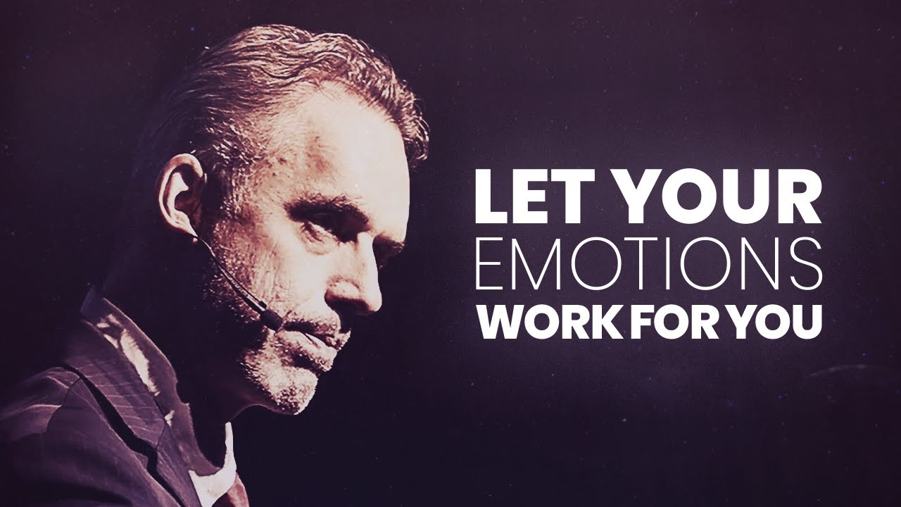 Make Anxiety and Anger Work For You   Jordan Peterson   Best Life Advice