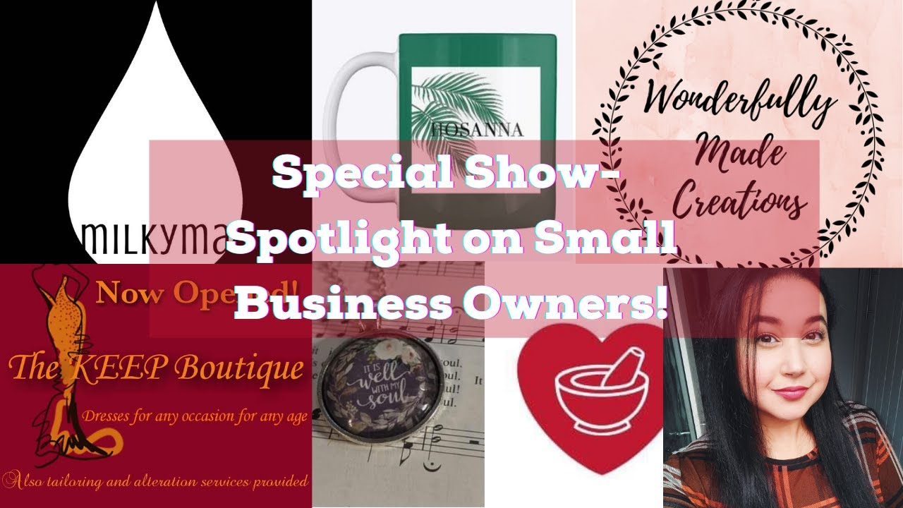 Spotlight on Small Businesses