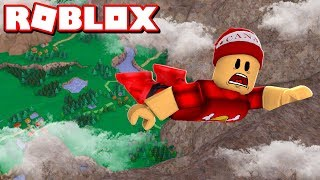 ESCALEI the WORLD'S HIGHEST MOUNTAIN in ROBLOX → Rock Climbing Simulator 🎮