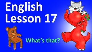 English Lesson 17 –This That Grammar. Phonics SH | ENGLISH VIDEO COURSE FOR KIDS