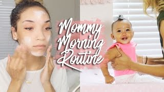 Quick Mommy Morning Routine | RAVEN ELYSE