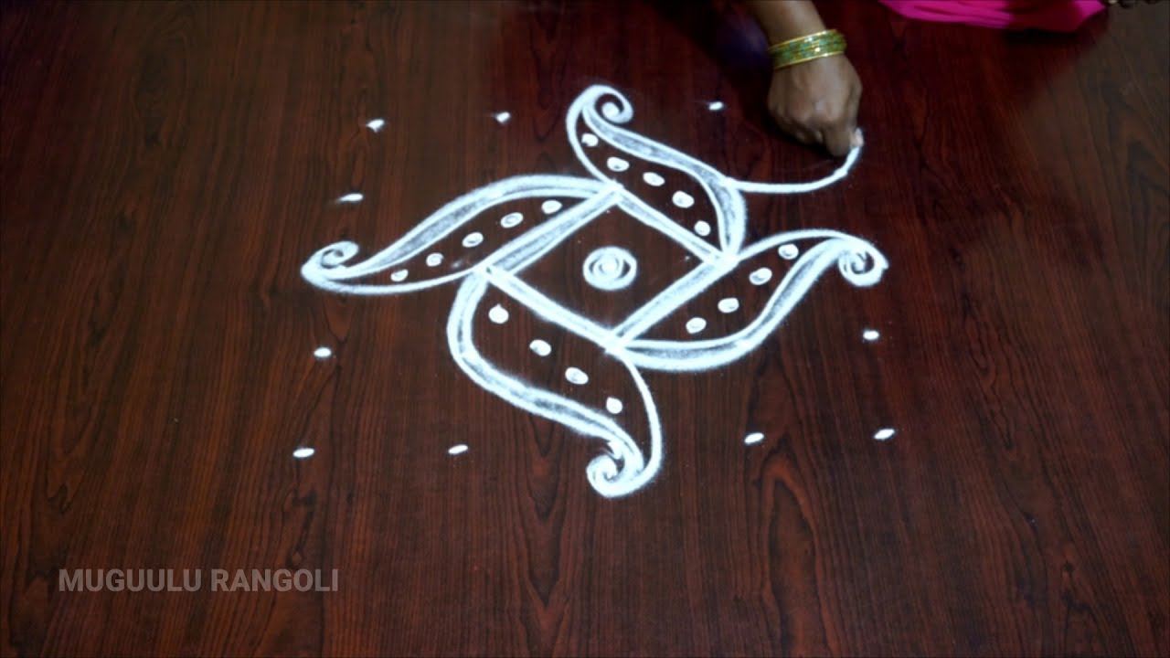 5 pulli kolangal 5 pulli kolam designs simple rangoli designs with