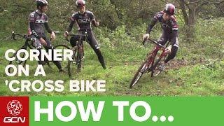 How To Corner On A Cyclo-Cross Bike | Matt Does Cyclo-Cross Ep. 3