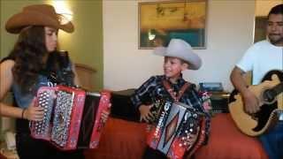 Popurrí de huapangos - Valeria Torres con Ivan Flores