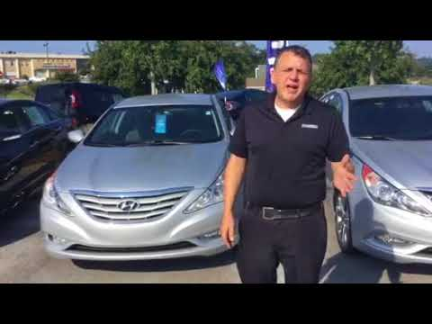 Ashley's 2011 Sonata @ Tameron Hyundai in Hoover - YouTube