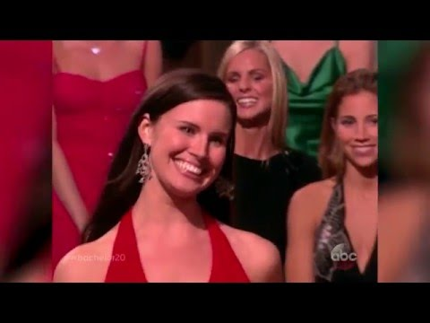 Jesse Gives  Rose to the Wrong Girl - The Bachelor