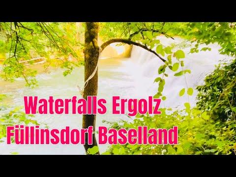 Download #SwissView Top 2021 #Waterfalls Ergolz Füllinsdorf Basellandschaft