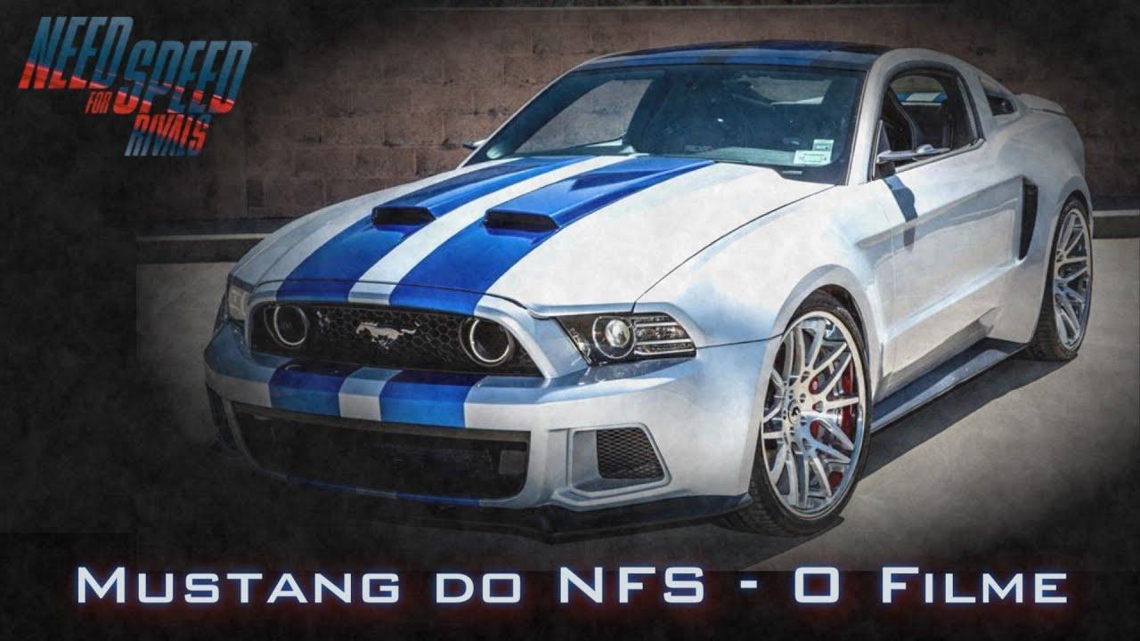 Mustang Do Nfs O Filme Nfs Rivals Pt Br Youtube