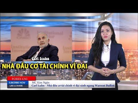 [FOREX UNI] - Carl Icahn - Nhà Đầu Cơ Tài Chính Vĩ Đại Sánh Ngang Cùng Warrent Buffett