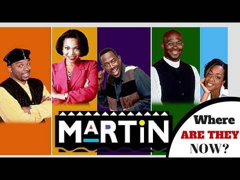 Martin   Where Are They Now? (Main Cast)