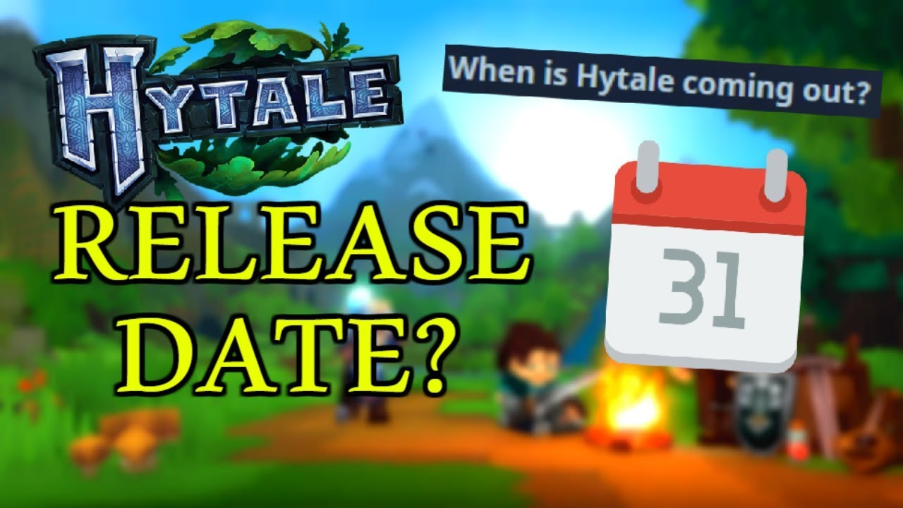 When is Hytale Coming Out? - Hytale Release Date News