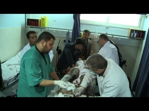 Death toll rises as Israeli air force pounds Gaza