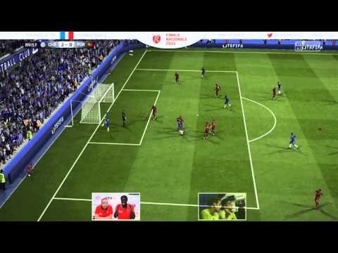 Retour sur la finale nationale de l'EA SPORTS FC 2015