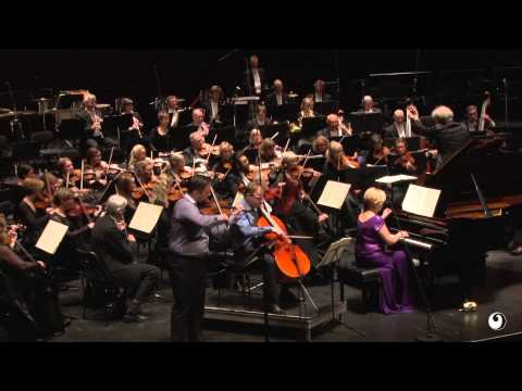 Beethoven Triple Concerto op. 56 - Osmo Vänskä and Iceland Symphony Orchestra