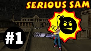 Прохождение игры Serious Sam - The First Encounter #1