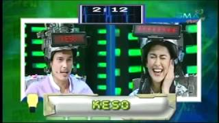 Pinoy Henyo Celebrity Edition - Marian Rivera and Dingdong Dantes 04/24/10