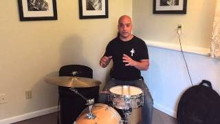"Dream Bliss 22"" Crash/Ride played by Efrain Hernandez"