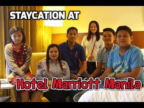 Independence day at the Marriott Hotel Manila