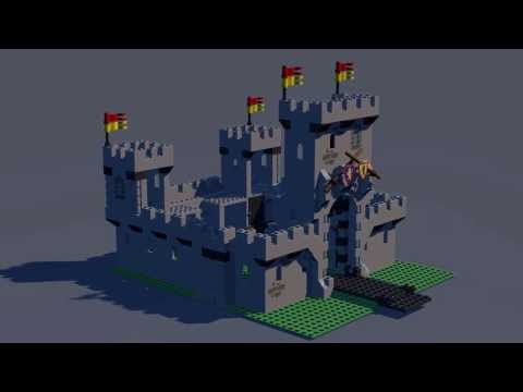 LEGO Castle #6080