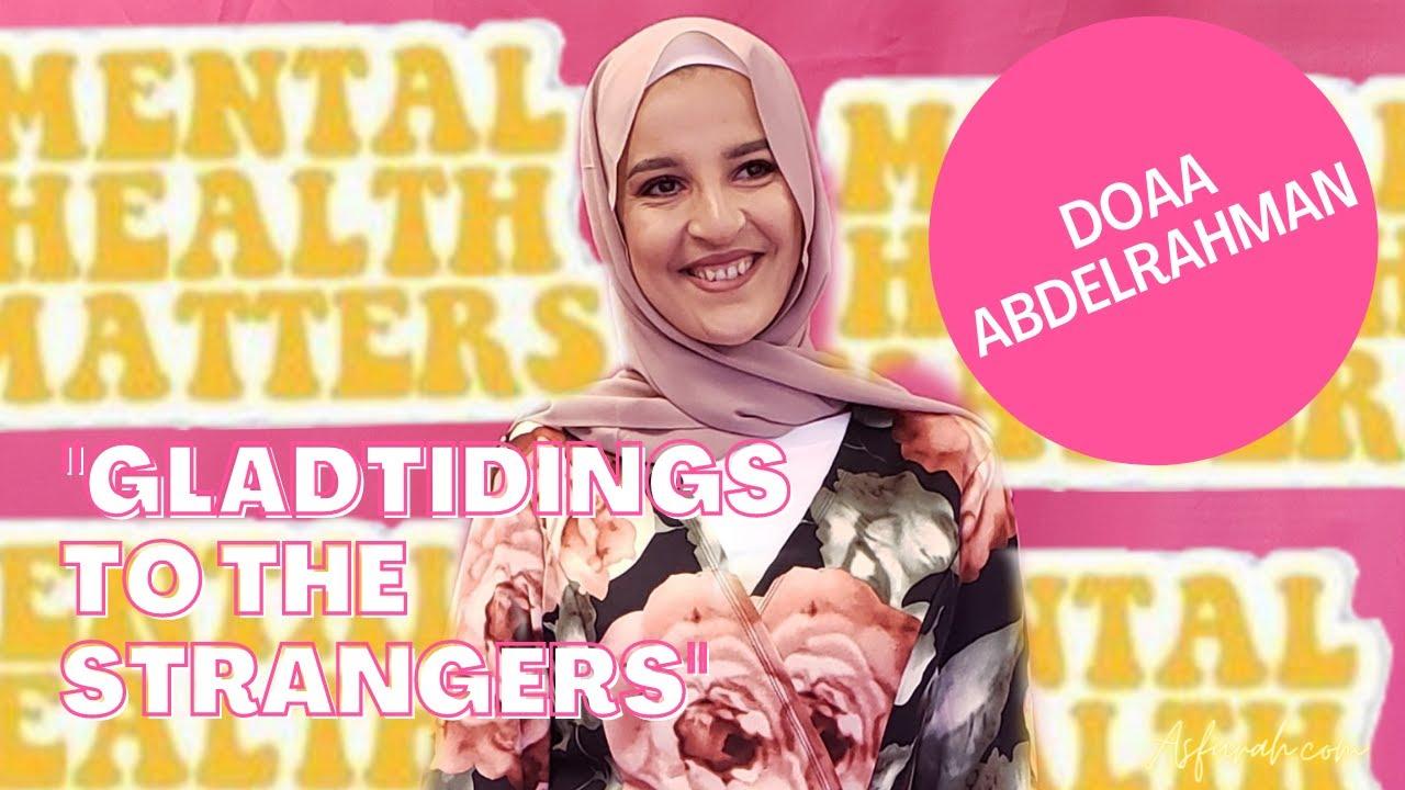 Glad-tidings to the Strangers -- Doaa Abdelrahman