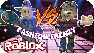 ROBLOX - TroyanoNano VS ZlatanBlau - Fashion Frenzy