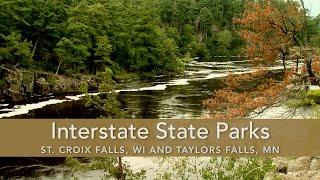 Interstate State Park; St. Croix Falls, WI and Taylor Falls, MN