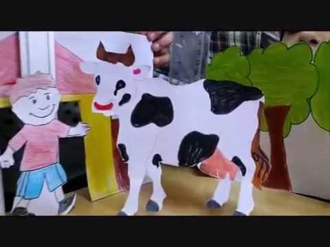 pourquoi les vaches ont des taches noires sur leur dos youtube. Black Bedroom Furniture Sets. Home Design Ideas