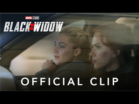 """You Got A Plan?"" Clip   Marvel Studios' Black Widow"