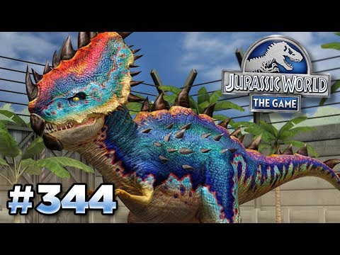 Download Youtube: THE ULTIMASAURUS!!! || Jurassic World - The Game - Ep344 HD