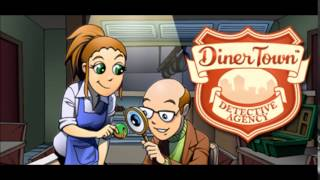 Dinertown Detective Agency OST - Residential Front Yard