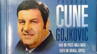 Predrag Gojković Cune i Janika Balaž.