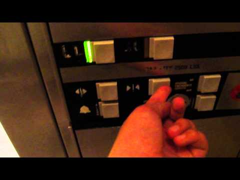 Rare Montgomery Vector Hydraulic Elevator Forever 21