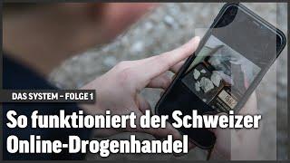 So funktioniert der Schweizer Online-Drogenhandel   Undercover   S2 E1