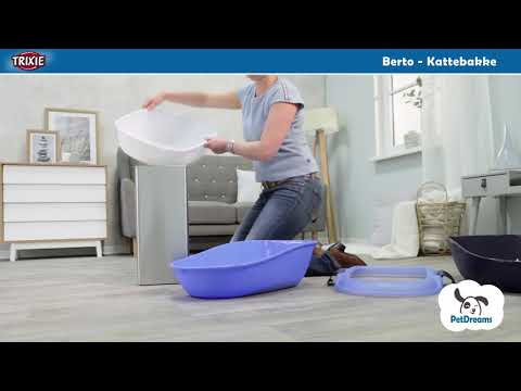 TRIXIE Berto - smart kattebakke