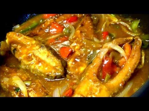 Trini  Stew  Fish  - Episode 191