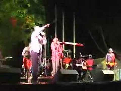 Djomula | Saltwater Band And Geoffrey Gurrumul Yunupingu | 2007 Telstra Art Awards, Darwin