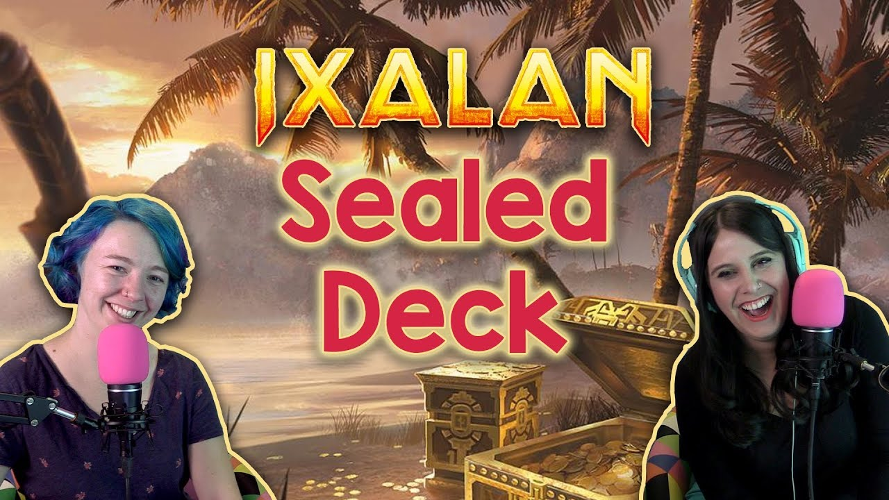 Mtg Pptq Schedule 2020 How to Build a GREAT Ixalan Sealed Deck! PPTQ Practice for Magic