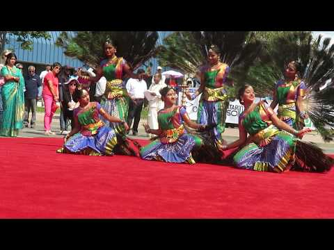 CTC's Tamil Fest 2017- Dance by Smt. Jenani Kumar's Disciples- Aug 26, 2017, Toronto.
