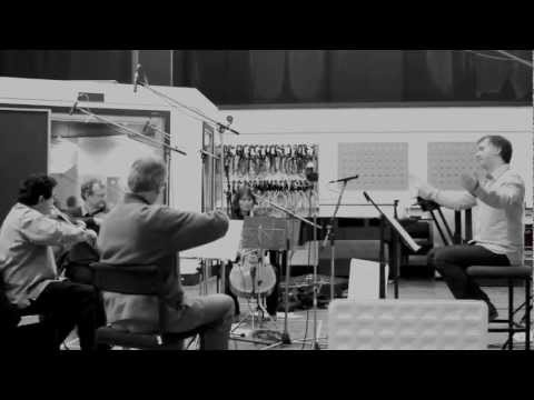 Michael Price - A Tenderness (String Recording Session)