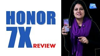 Review: Honor 7X Smartphone| Tech Tak