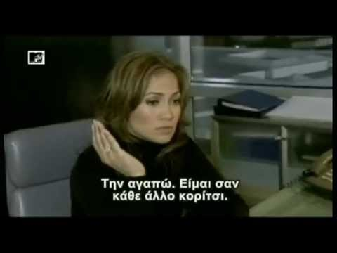 Jennifer Lopez Greek Interview - Pregnant 2007
