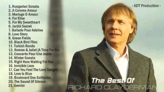 The Best of Richard Clayderman(Track list for this album: 00:00 Hungarian Sonata 03:16 A Comme Amour 06:34 Mariage D Amour 09:15 For Elise 13:29 For My Sweetheart 16:24 Jardin Secret ..., 2015-04-11T04:38:16.000Z)
