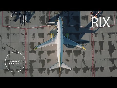 RIGA INTERNATIONAL AIRPORT | MAVIC PRO