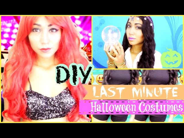 3 Last Minute Halloween Costumes| Eva Marie Gypsy u0026 Emoji | The Classy It Girl  sc 1 st  The Classy It Girl - WordPress.com & 3 Last Minute Halloween Costumes| Eva Marie Gypsy u0026 Emoji | The ...