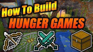 Minecraft Pe Hunger Games Map Download
