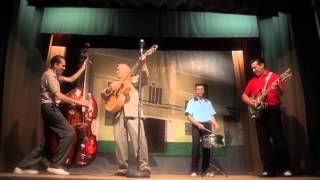 Videoclip Nelson Carrera & The Dixie Boys   Cindy Jones